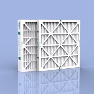 Glasfloss Industries ZLP20242 Z-Line Series ZL MERV 10 Pleated Filter, Case of 12